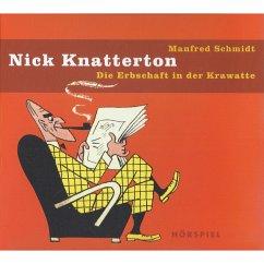 Nick Knatterton, Folge 3: Die Erbschaft in der Krawatte (MP3-Download) - Schmidt, Manfred