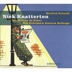Nick Knatterton, Folge 4: Die Million im Eimer / Das Geheimnis hinterm Bullauge (MP3-Download)
