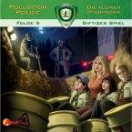 Pollution Police, Folge 5: Giftiges Spiel (MP3-Download)