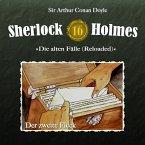 Sherlock Holmes - Die alten Fälle (Reloaded), Fall 16: Der zweite Fleck (MP3-Download)