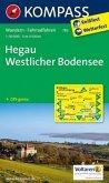 Kompass Karte Hegau - westlicher Bodensee