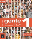 Gente hoy (A1-A2), Internationale Ausgabe. Libro del alumno + CD
