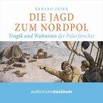 Die Jagd zum Nordpol (Ungekürzt) (MP3-Download)