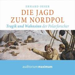 Die Jagd zum Nordpol (Ungekürzt) (MP3-Download) - Oeser, Erhard