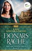 Donars Rache / Sachsen-Saga Bd.2 (eBook, ePUB)