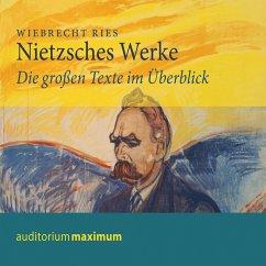 Nietzsches Werke (Ungekürzt) (MP3-Download) - Ries, Wiebrecht