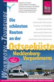 Reise Know-How Wohnmobil-Tourguide Ostseeküste Mecklenburg-Vorpommerns mit Rügen und Usedom