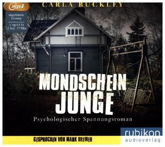 Mondscheinjunge, 1 MP3-CD - Buckley, Carla
