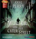 Der Würger von der Cater Street, 1 MP3-CD