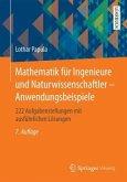 Anwendungsbeispiele / Mathematik für Ingenieure und Naturwissenschaftler