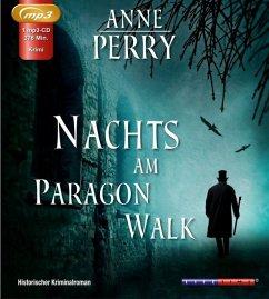 Nachts am Paragon Walk, 1 MP3-CD - Perry, Anne