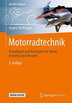 Motorradtechnik - Stoffregen, Jürgen