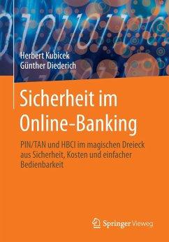 Sicherheit im Online-Banking - Kubicek, Herbert;Diederich, Günther