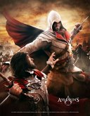 Assassins Creed - Wallscroll / Banner - Death from Above