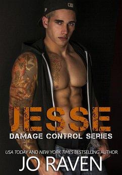 Jesse (Damage Control, #2) (eBook, ePUB) - Raven, Jo