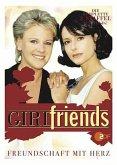 Girlfriends - Freundschaft mit Herz - Die komplette 2. Staffel