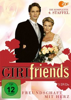 Girl Friends - Die Komplette 4. Staffel DVD-Box