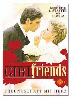 Girlfriends - Freundschaft mit Herz - Staffel 1