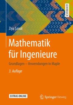 Mathematik für Ingenieure - Sanal, Ziya