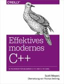Effektives modernes C++ (eBook, PDF)