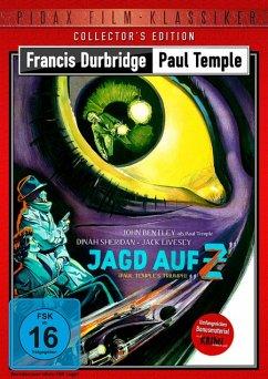 Francis Durbridge: Paul Temple - Jagd auf