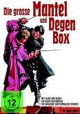 Mit faust und Degen- Die Rache der Borgias - Die Kavalerie vom schwarzen Schwert DVD-Box