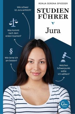 Studienführer Jura - Spießer, Ronja S.