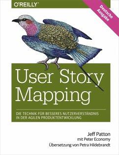 User Story Mapping (eBook, PDF) - Patton, Jeff