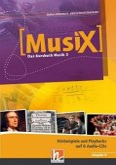 MusiX 3. Audio-CDs. Ausgabe D / Musix - Das Kursbuch Musik Bd.3