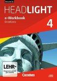 8. Schuljahr, e-Workbook / English G Headlight, Allgemeine Ausgabe 4