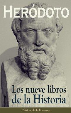 Los nueve libros de la Historia (eBook, ePUB) - Heródoto