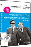 """Berlin ist einen Freiplatz wert - Die legendären Kabarett-Sendungen zur Eröffnung der Fernsehlotterie """"Ein Platz an der Sonne"""" 1962 und 1964"""