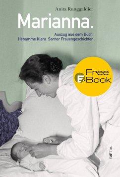 Marianna (eBook, ePUB) - Runggaldier, Anita