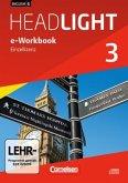 7. Schuljahr, e-Workbook auf CD-ROM / English G Headlight, Allgemeine Ausgabe Bd.3