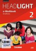 6. Schuljahr, e-Workbook auf CD-ROM / English G Headlight, Allgemeine Ausgabe Bd.2