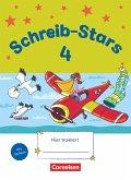 Schreib-Stars 4. Schuljahr. Übungsheft