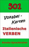 Vokabel-Karten Italienische Verben (eBook, ePUB)