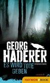 Es wird Tote geben / Polizeimajor Johannes Schäfer Bd.5 (eBook, ePUB)