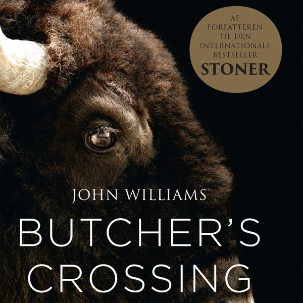Butchers Crossing (MP3-Download)