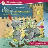 Die Olchis auf Klassenfahrt und andere Geschichten (MP3-Download)
