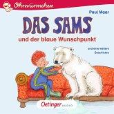 Das Sams und der blaue Wunschpunkt und eine weitere Geschichte (MP3-Download)