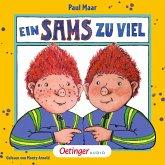 Ein Sams zu viel / Das Sams Bd.8 (MP3-Download)