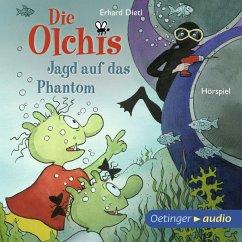 Jagd auf das Phantom / Die Olchis-Kinderroman Bd.9 (MP3-Download) - Dietl, Erhard