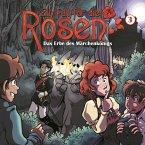 Ein Fall für die Rosen, Folge 3: Das Erbe des Märchenkönigs (MP3-Download)