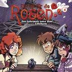 Ein Fall für die Rosen, Folge 4: Das Geheimnis unter dem Eiffelturm (MP3-Download)
