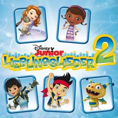 Disney Junior: Lieblingslieder, 1 Audio-CD - Various