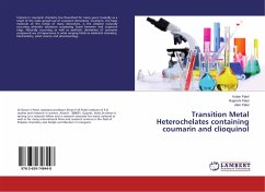 Transition Metal Heterochelates containing coumarin and clioquinol