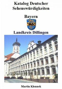 Dillingen (eBook, ePUB) - Klonnek, Martin