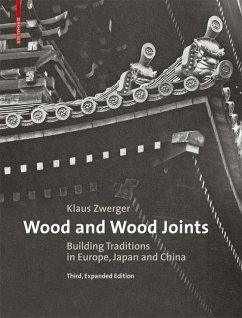 Wood and Wood Joints - Zwerger, Klaus