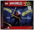 LEGO Ninjago Bd.18 (Audio-CD)